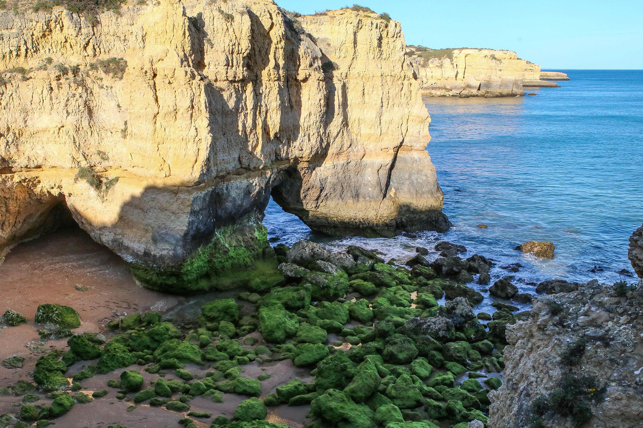 Algarve-albufeira-praia-da-fraternidade-tour-happyvan-trips